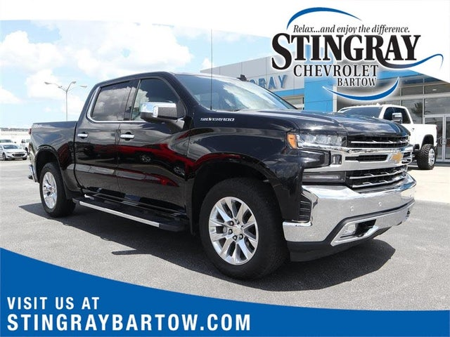 Used 2019 Chevrolet Silverado 1500 High Country For Sale With