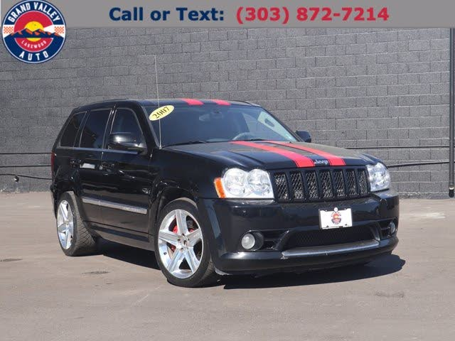 Used 2007 Jeep Grand Cherokee SRT8 for Sale in Colorado ...