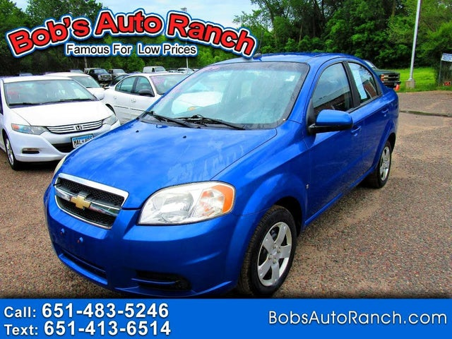 Used 2009 Chevrolet Aveo For Sale With Photos Cargurus
