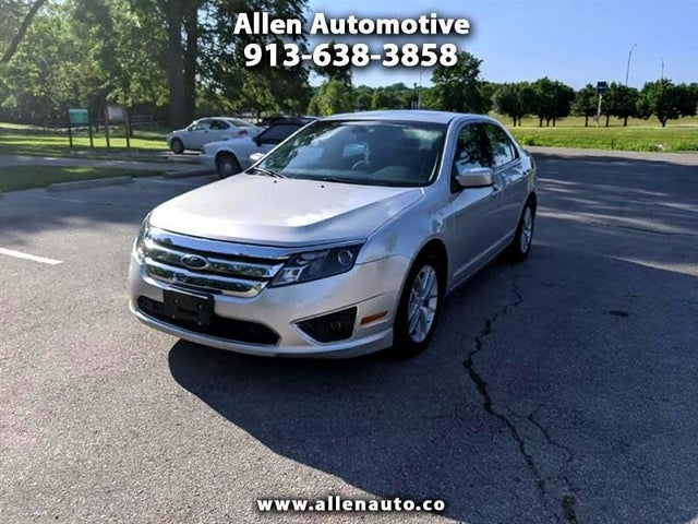 2012 Ford Fusion SEL AWD