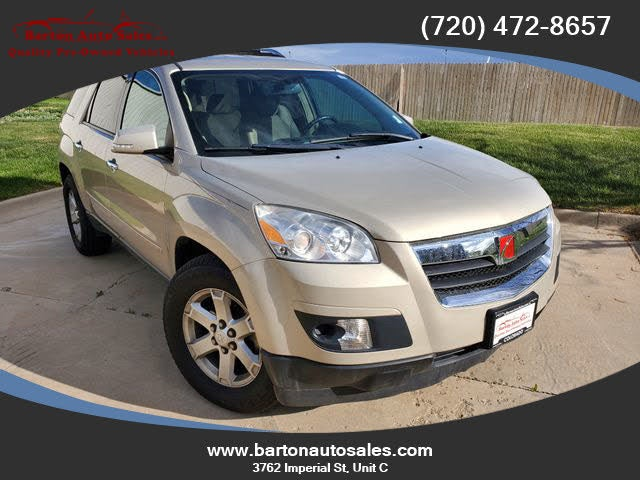 2009 Saturn Outlook XE AWD