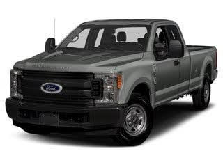 2018 Ford F-250 Super Duty XL SuperCab LB 4WD