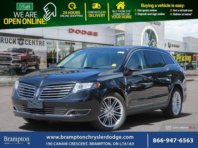 2019 Lincoln MKT Reserve AWD