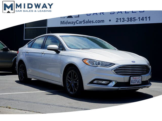 2018 Ford Fusion S