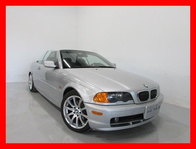 2001 BMW 3 Series 325Ci Convertible RWD