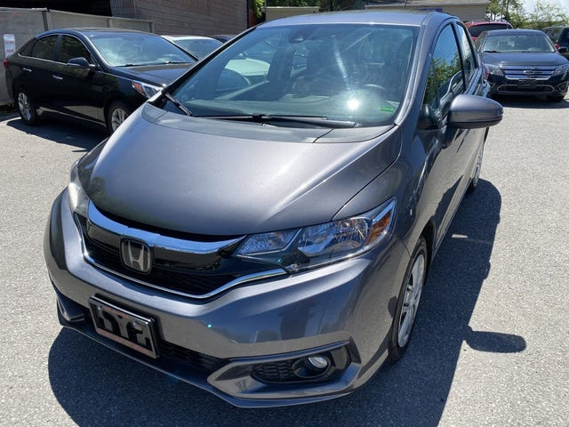 2019 Honda Fit LX FWD with Honda Sensing