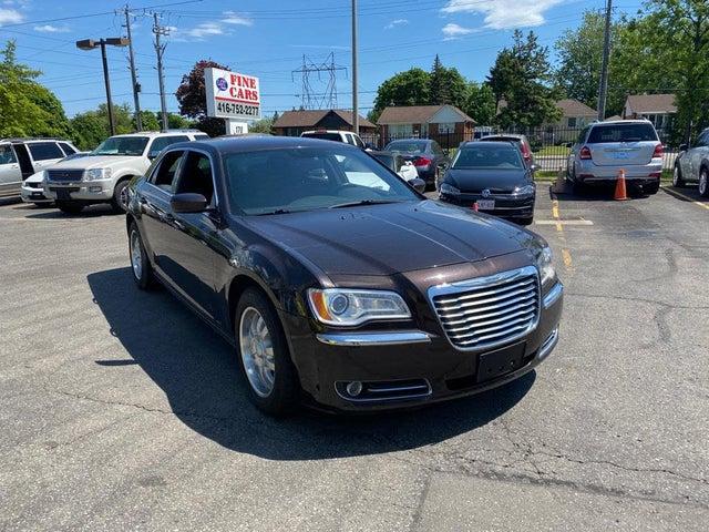 2012 Chrysler 300 RWD