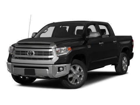 2015 Toyota Tundra 1794 CrewMax 5.7L