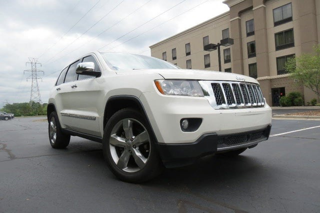 Used 2012 Jeep Grand Cherokee SRT8 for Sale in Virginia ...