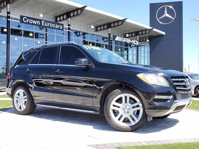 Used Mercedes-Benz M-Class for Sale in Fort Myers, FL ...