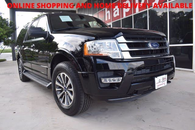 2016 Ford Expedition EL King Ranch 4WD