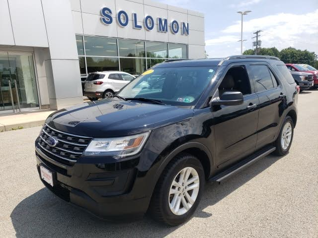 2017 Ford Explorer AWD