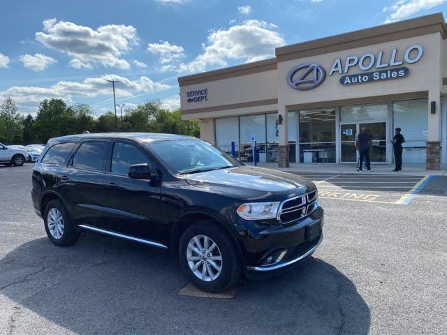 2019 Dodge Durango SXT AWD