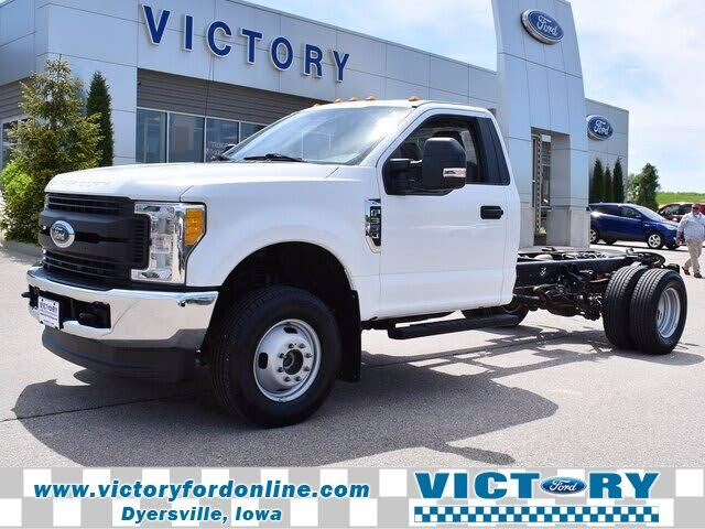 2017 Ford F-350 Super Duty Chassis XL DRW 4WD