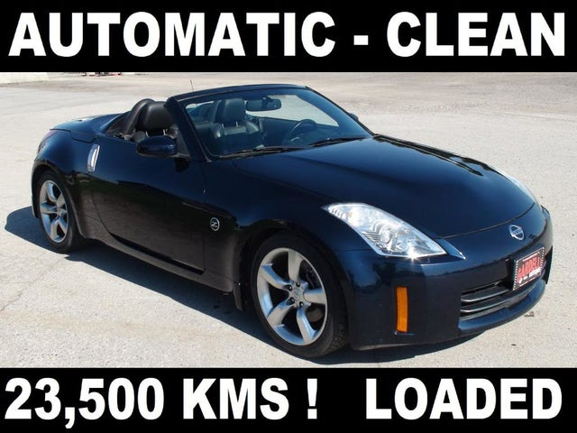 2009 Nissan 350Z Roadster Touring
