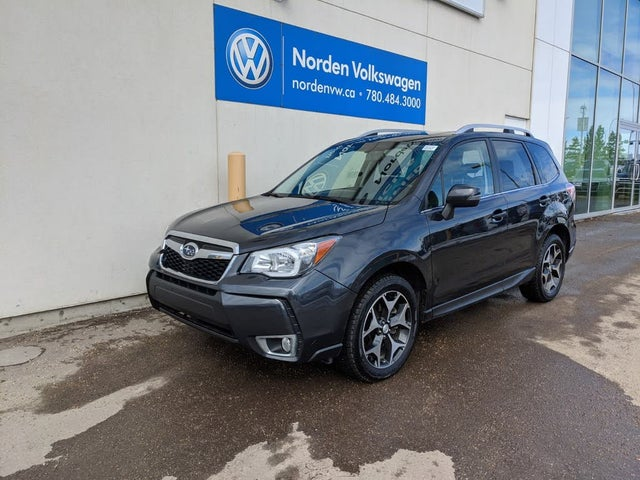2016 Subaru Forester 2.0XT Limited