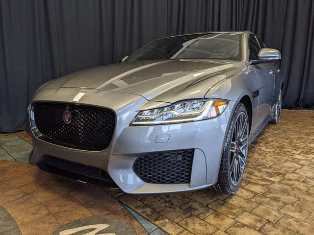 2020 Jaguar XF Checkered Flag Limited Edition AWD