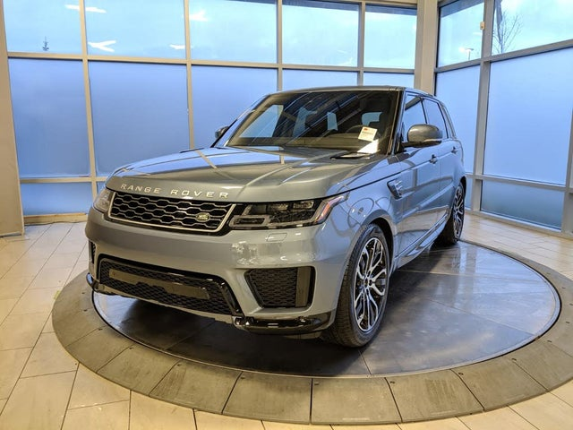 2020 Land Rover Range Rover Sport Td6 HSE 4WD