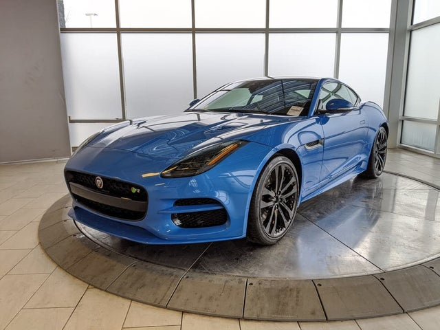 2020 Jaguar F-TYPE R Coupe AWD