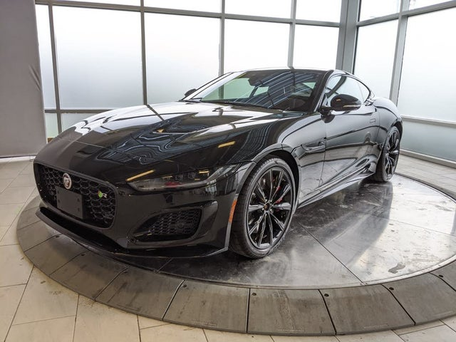 2021 Jaguar F-TYPE R Coupe AWD