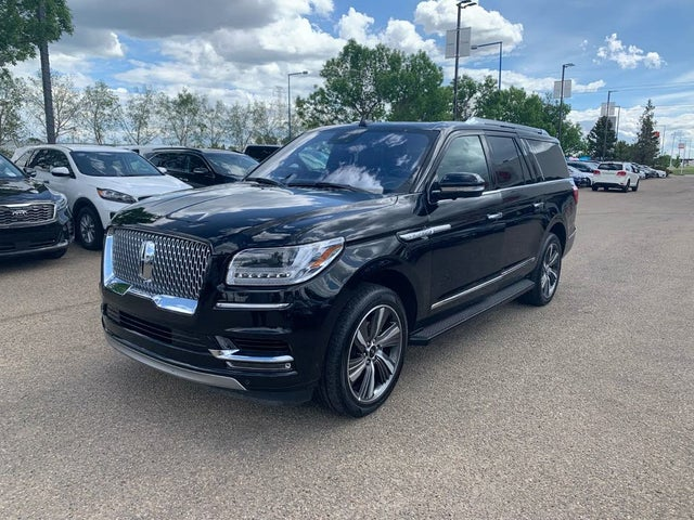 2019 Lincoln Navigator L Select 4WD