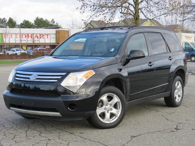 2008 Suzuki XL-7 Luxury AWD