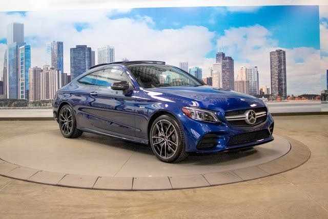 2020 Mercedes-Benz C-Class C AMG 43 4MATIC Coupe AWD