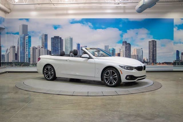 2020 BMW 4 Series 440i xDrive Convertible AWD