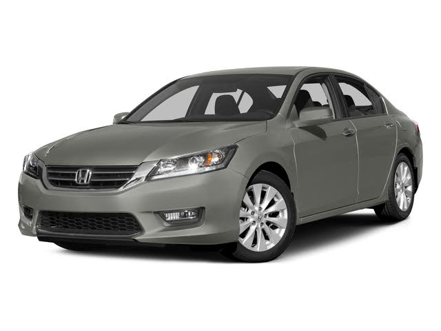 2015 Honda Accord EX