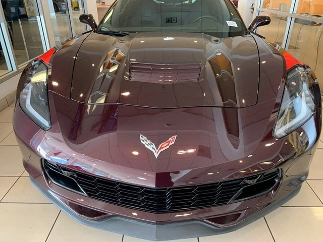 2017 Chevrolet Corvette Grand Sport 3LT Coupe RWD