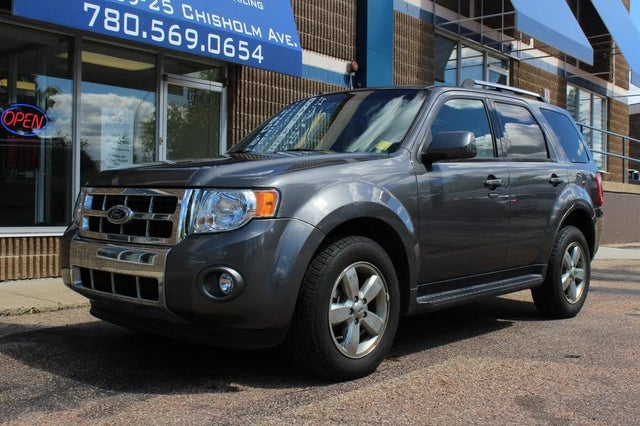 2009 Ford Escape Limited V6 AWD