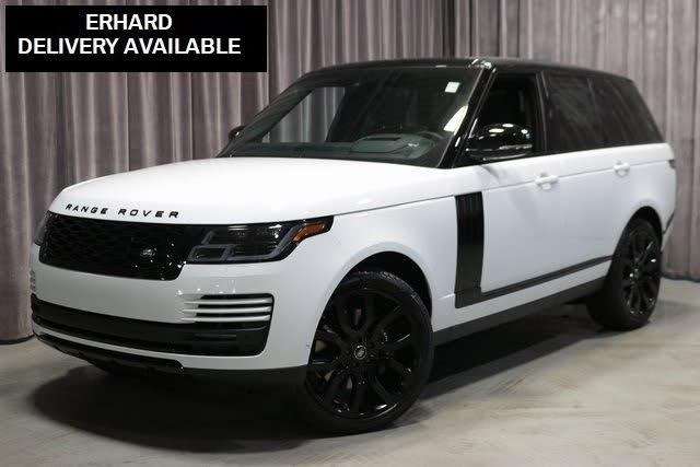 2020 Land Rover Range Rover HSE V6 4WD