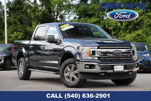 Certified 2020 Ford F-150 SVT Raptor For Sale - CarGurus