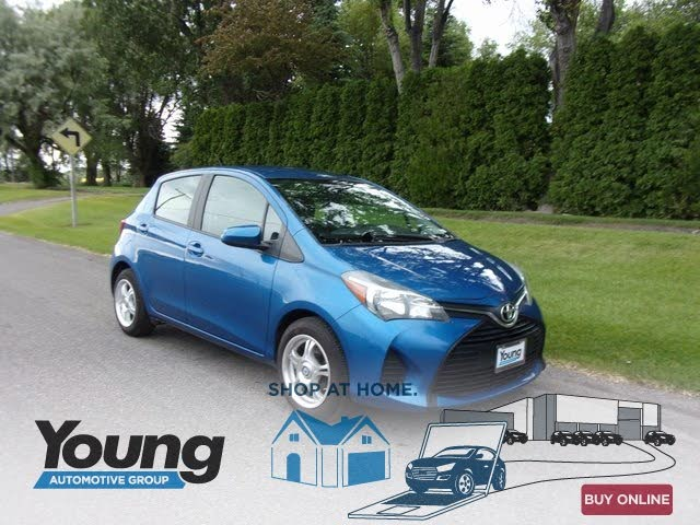 Used 2017 Toyota Yaris For Sale With Photos Cargurus