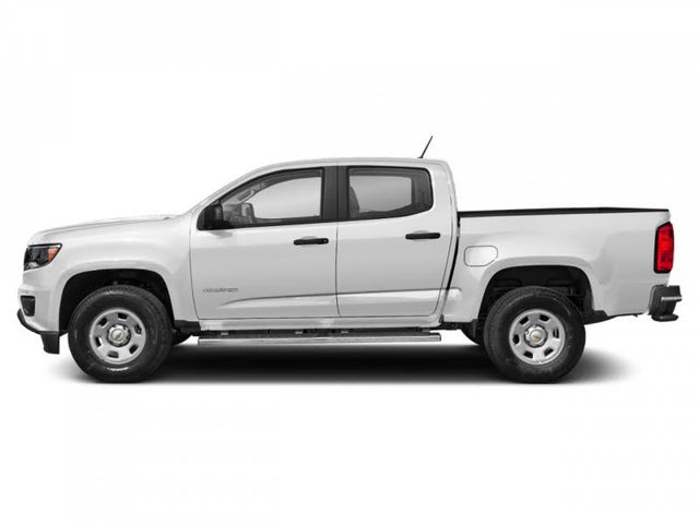 2020 Chevrolet Colorado LT Crew Cab 4WD