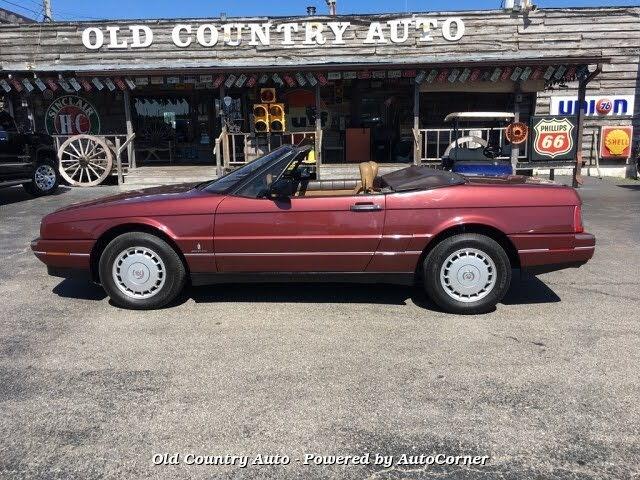 1987 Cadillac Allante FWD