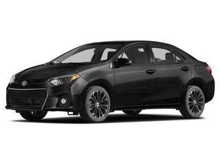 2014 Toyota Corolla S Premium