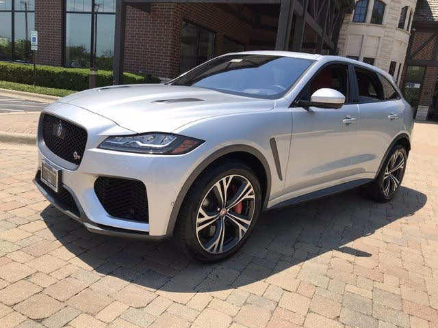 2020 Jaguar F Pace For Sale In South Bend In Cargurus