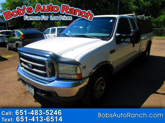 2002 Ford F-350 Super Duty Lariat Extended Cab SB
