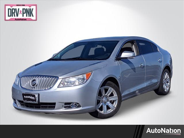 2010 Buick LaCrosse CXS FWD For Sale In Stockton, CA