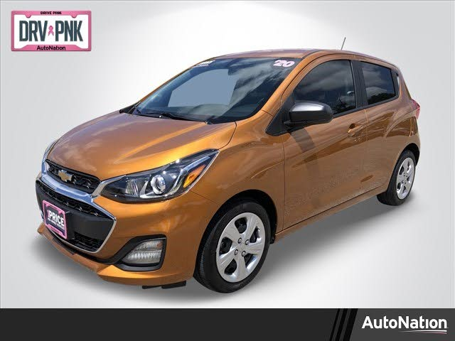 2020 Chevrolet Spark LS FWD