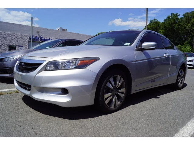 2012 Honda Accord Coupe EX-L