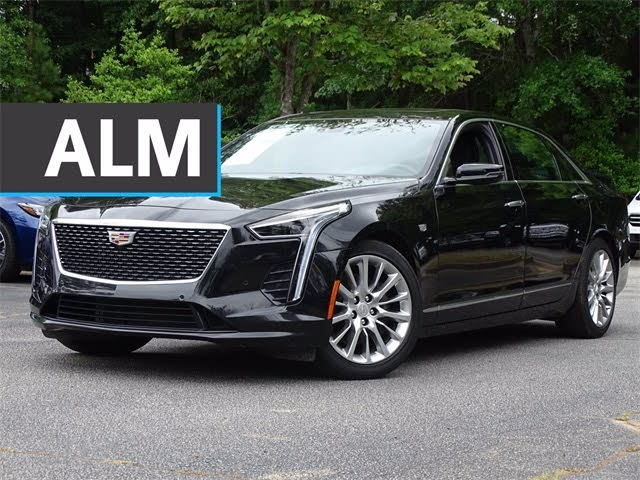 2019 Cadillac CT6 3.6L Luxury AWD