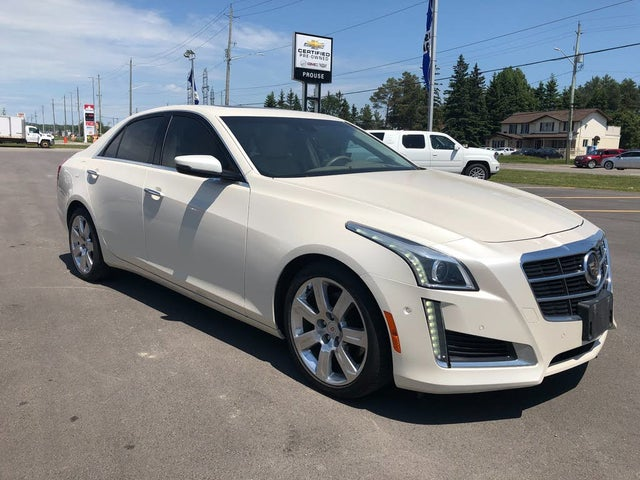 2014 Cadillac CTS 2.0T Performance AWD
