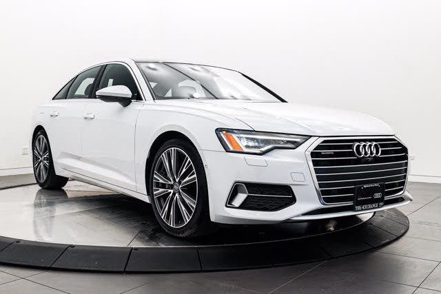 2020 Audi A6 2.0T quattro Premium Plus Sedan AWD
