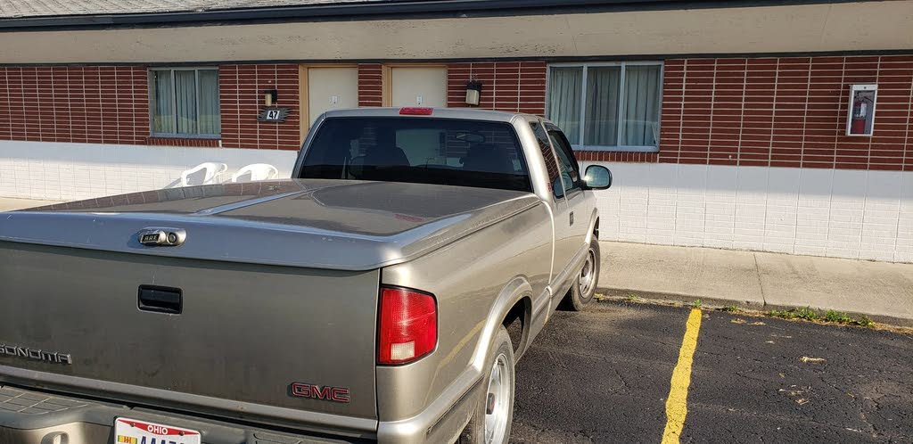 Used 1992 Gmc Sonoma 2 Dr Gt Standard Cab Sb For Sale