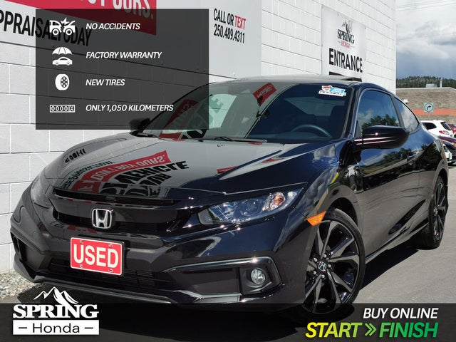2020 Honda Civic Sport Coupe FWD