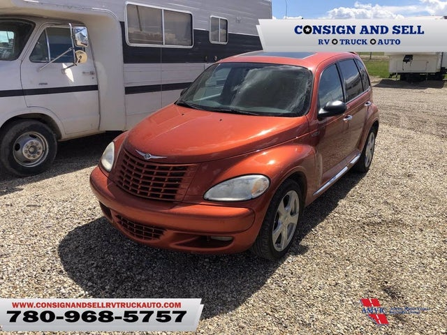 2003 Chrysler PT Cruiser Dream Cruiser 2 Wagon FWD