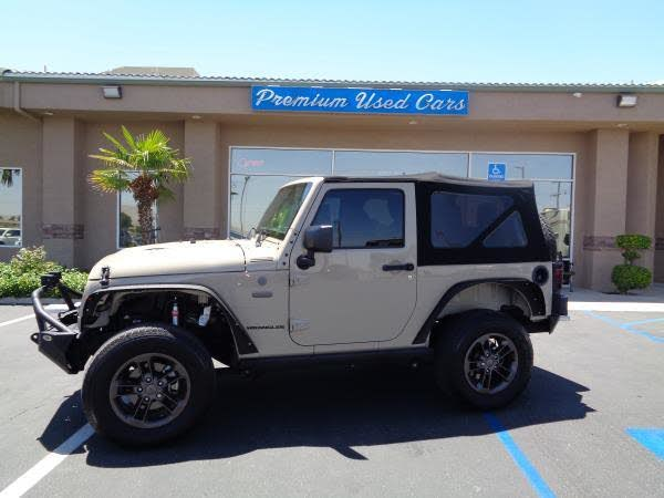 Used 2015 Jeep Wrangler For Sale With Photos Cargurus