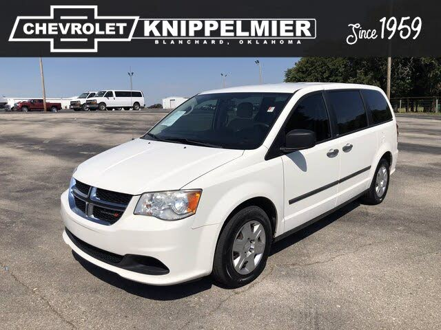 2013 Dodge Grand Caravan American Value Package FWD